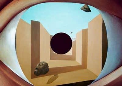 Video promozionale mostra surrealismo