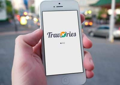 Branding social network Travories